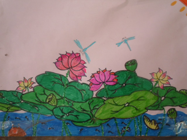我的梦想绘画比赛图片展示_我的梦想绘画比赛相关